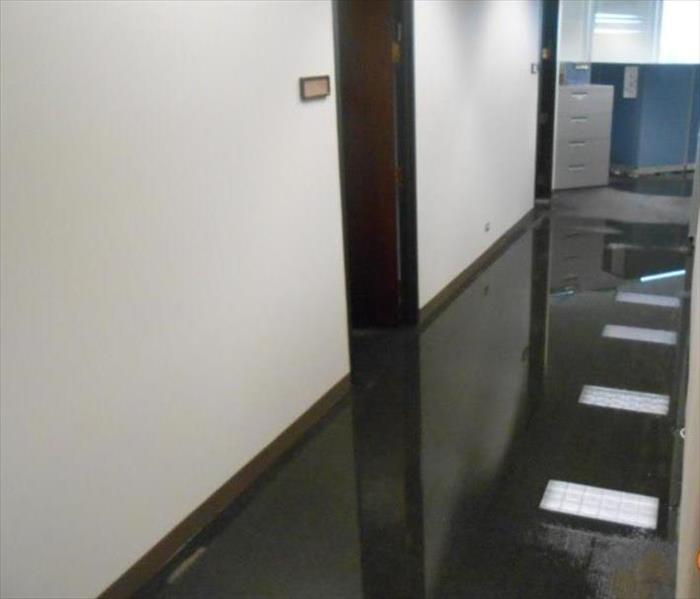 Commercial Water Loss in Chicago Before