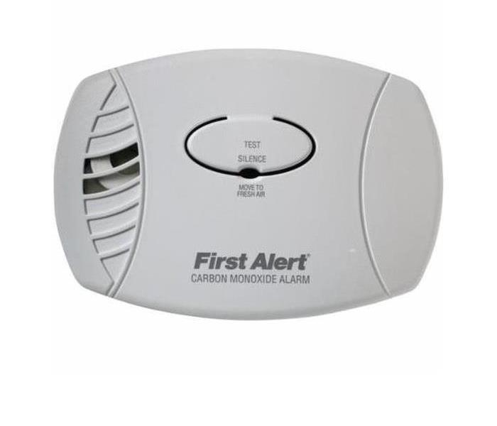 Fire Damage Carbon Monoxide - Beware!