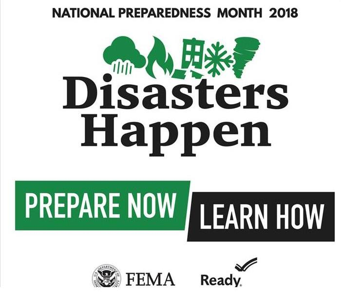Community National Preparedness Month is Coming - Be Ready!